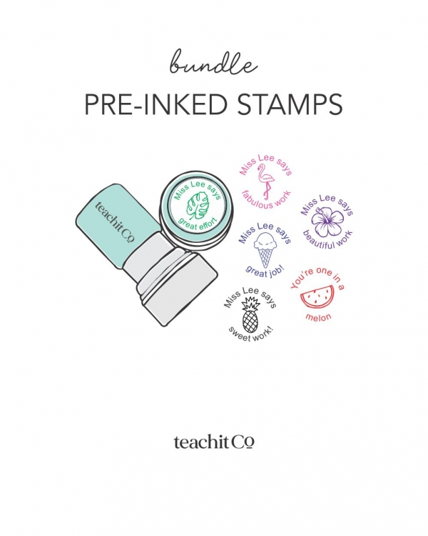 Bundle Stamps