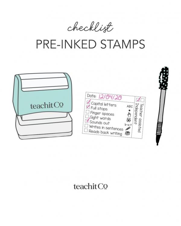 Checklist Stamps