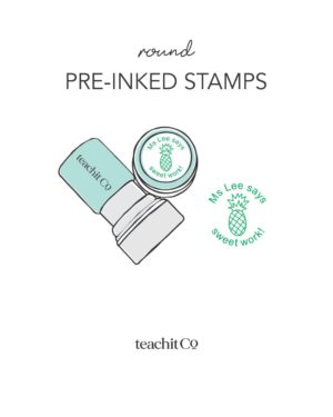 Round Stamps