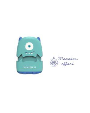 Mini monster stamp