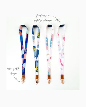 Teacher Lanyard