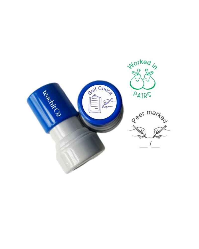 Marking stamp set