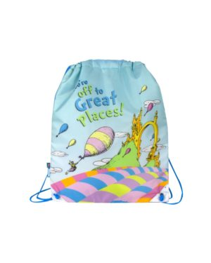 Dr Seuss Drawstring bag
