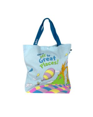 Dr Seuss Tote Bag