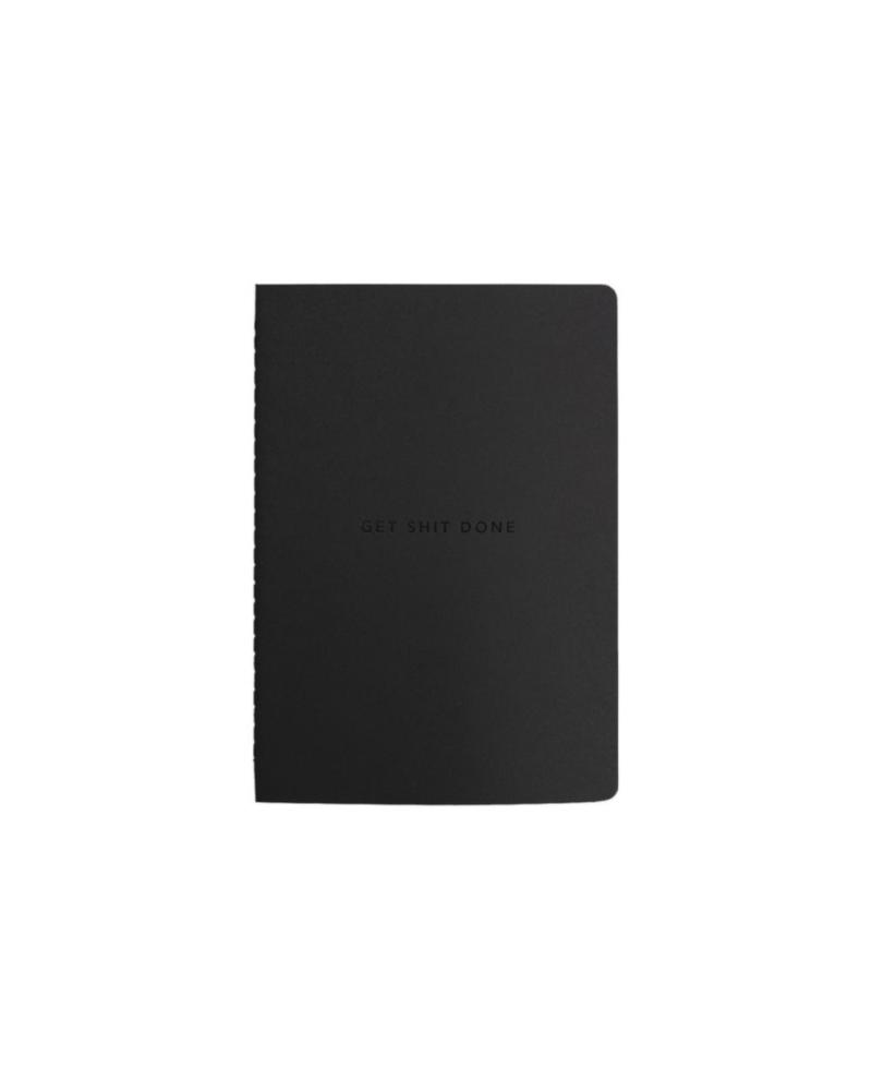 MiGoals Get Shit Done Notebook